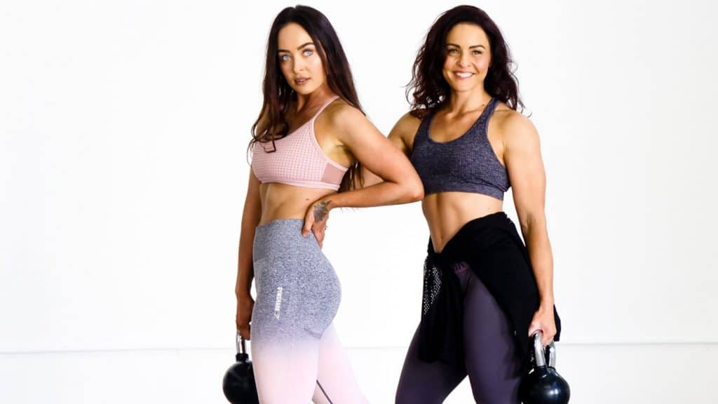 Gold Coast Fitness Sisters Alpha Babes Photoshoot