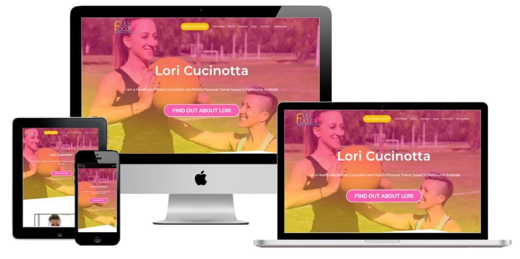 Lori Personal Training FullFocus Ivanhoe