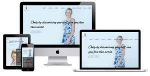 Amanda Scott Web Creation