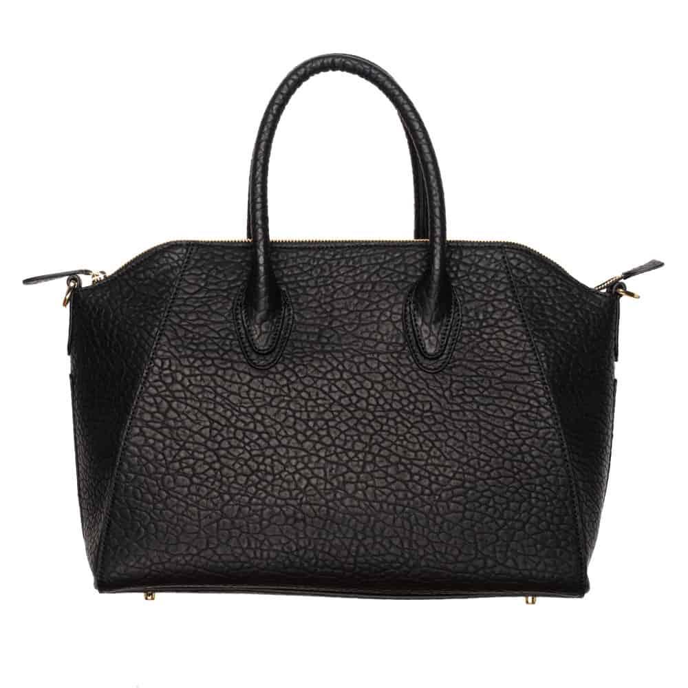 Handbag Ecommerce Photoshoot goldcoast Black Leather Bag