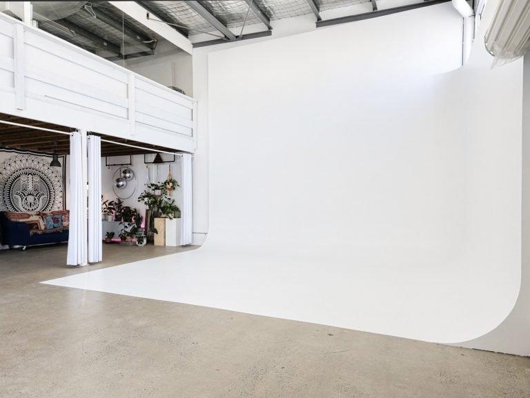 Cyclorama Gold Coast Photography Studio